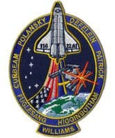 NASA STS-116 Discovery Mission Patch