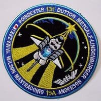 NASA STS-131 Discovery Space Mission Patch