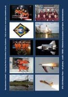 NASA STS-135 NASA Space Shuttle Mission Photo Pack