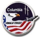 NASA STS-2 Columbia Embroidered Space Shuttle Mission Patch