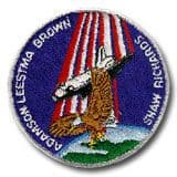 NASA STS-28 Columbia Embroidered Space Shuttle Mission Patch