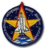 NASA STS-52 Columbia Mission Patch