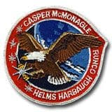 NASA STS-54 Endeavour Mission Patch