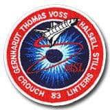 NASA STS-83 Columbia Mission Patch
