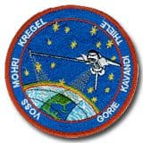 NASA STS-99 Endeavour Mission Patch