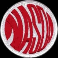 NASDA Japanese Space Agency Patch