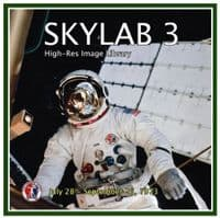 Skylab 3 Space Station Image Library