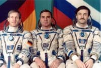Soyuz TM Crews