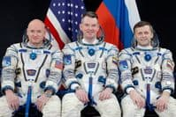 Soyuz TMA-18 Back-up Crew Portrait