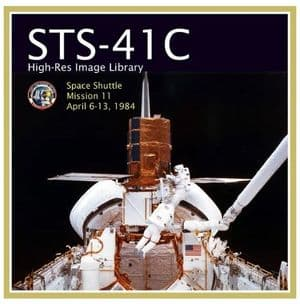 Space Shuttle STS-41C Image Library