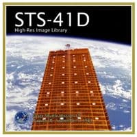Space Shuttle STS-41D Image Library