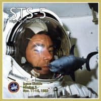 Space Shuttle STS-5 Image Library