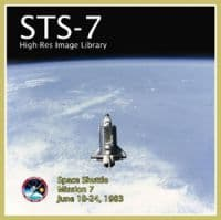 Space Shuttle STS-7 Image Library