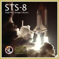 Space Shuttle STS-8 Image Library