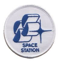 Space Station (Early Concept) Insignia Patch