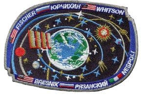 Space Station Expedition 52 Patch