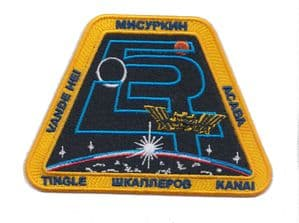 Space Station Expedition 54 Patch