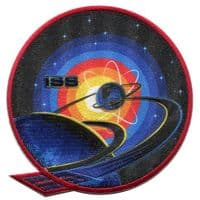 Space Station Expedition 63 Patch #2