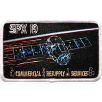 SpaceX Commercial Resupply Services (CRS) ISS SPX19 Flight