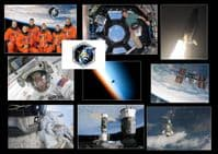 STS-130 NASA Space Shuttle Mission Photo Pack