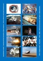 STS-9 Columbia NASA Space Shuttle Mission Photo Pack