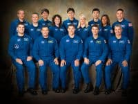 The 14-member 2009 class of NASA astronauts