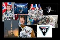 "Tim Peake Exp.46 Photo Pack - 10 (6""x4"") NASA Images"