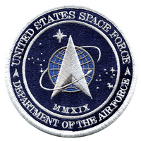 United States Space Force (USSF) U.S. Armed Forces Logo
