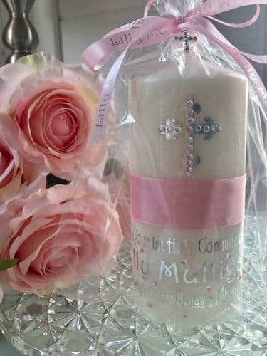 First Holy Communion Candles