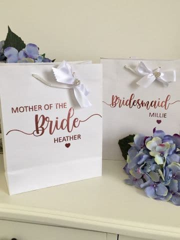 Hen Party Gift Bags Personalised