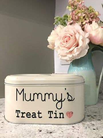 Mummy's Treat Tin
