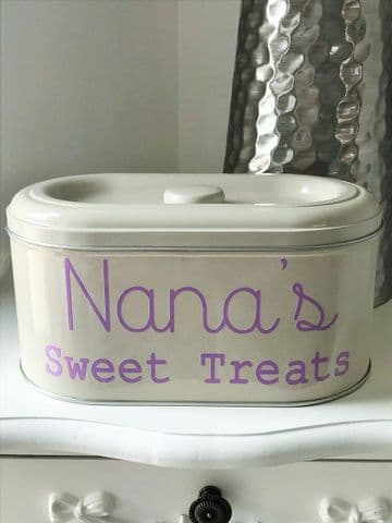 Nana's Sweet Treat Tin