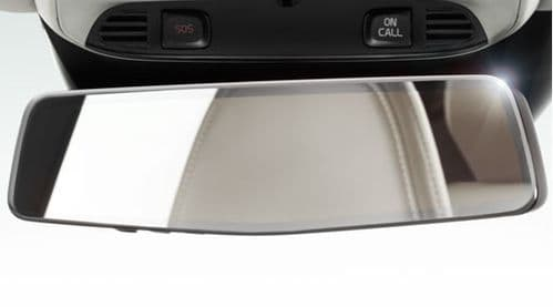 Mirror, Rear View, Auto Dimming With Compass, V60 2014-2018