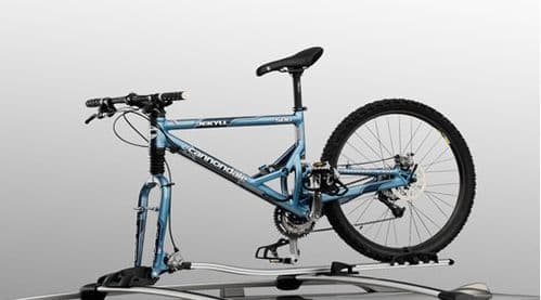 Volvo  Bicycle Carrier-Fork Mounted