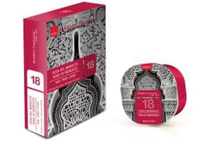 18 - ROSE OF MOROCCO CAPSULES ON AIR