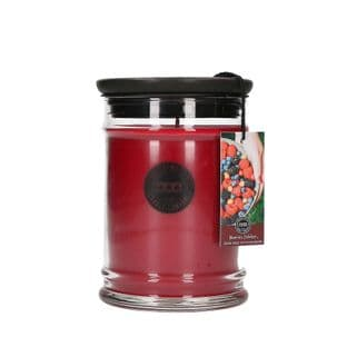 Berries Jubilee Large Jar Candle