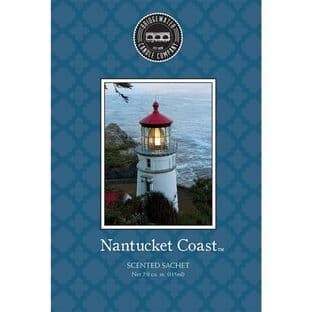 Bridgewater Candle Company Nantucket Coast Scented Envelope Sachet