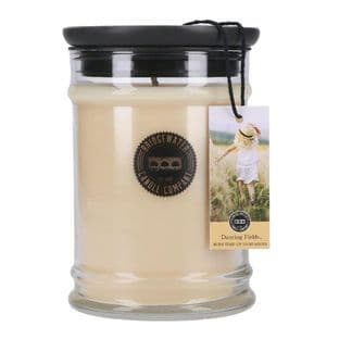 Dancing Fields Large Jar Candle