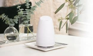 Essentials Ultrasonic Water Diffuser  - Includes FREE Oil