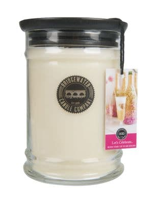 Lets Celebrate Large Jar Candle
