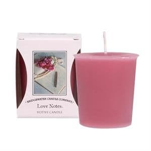 Love Notes Boxed Votive Candle