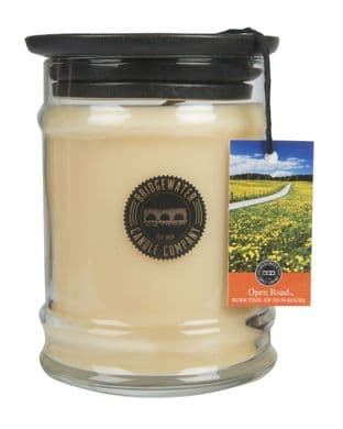 Open Road Small Jar Candle