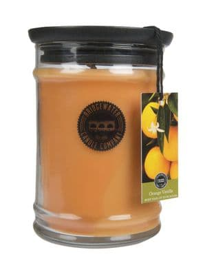Orange Vanilla Large Jar Candle