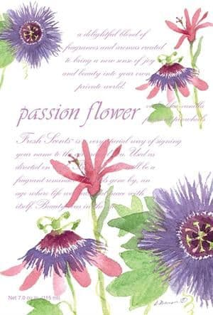 PASSION FLOWER - WILLOWBROOK SCENTED SACHET