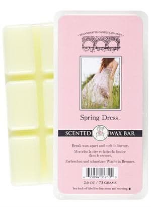 SPRING DRESS WAX BAR