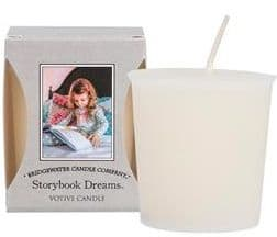 Storybook Dreams Boxed Votive Candle