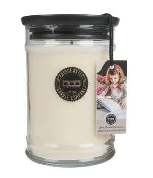 Storybook Dreams Large Jar Candle