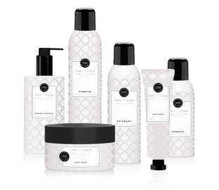 Sweet Grace Body Care - Complete Collection