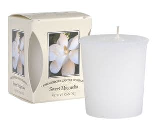 Sweet Magnolia Boxed Votive Candle