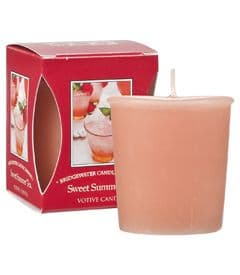 Sweet Summer Tea Boxed Votive Candle